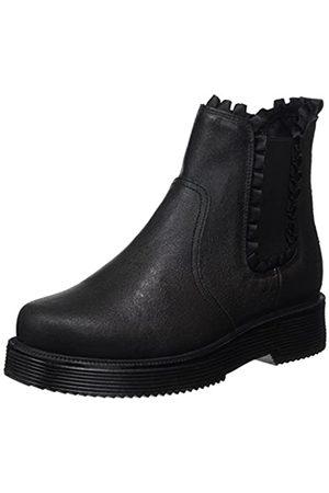 Bullboxer Damen 958505E6L Oxfords, (Black)