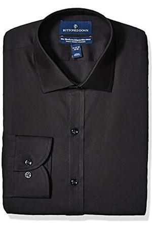 Buttoned Down Buttoned Down Xtra-SlimFitSpread-CollarStretchPoplinNon-IronDressShirt dress-shirts