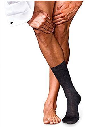 Falke Herren No. 6 Finest Merino & Silk M SO Socken, Blickdicht