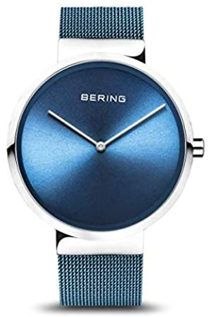 Bering BERING Unisex-Armbanduhr Analog Quarz Uhr mit Edelstahl Armband 14539-308