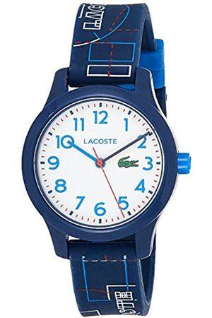 Lacoste Lacoste Unisex Analog Uhr Kids mit Kunststoff Armband