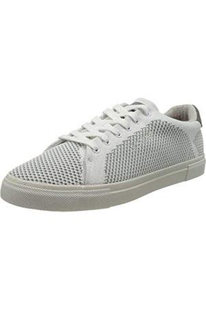 s.Oliver S.Oliver Herren 5-5-13617-24 Sneaker, Weiß (White 100)