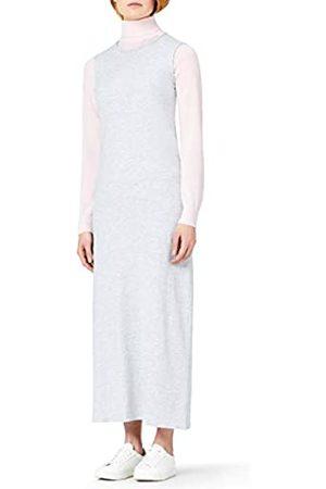 MERAKI Damen Freizeitkleider - Amazon-Marke: Damen Slim Fit Jersey Maxikleid, 38