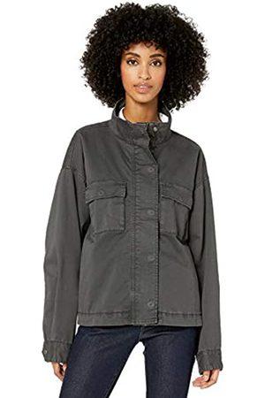 Goodthreads Goodthreads Cropped Utility outerwear-jackets