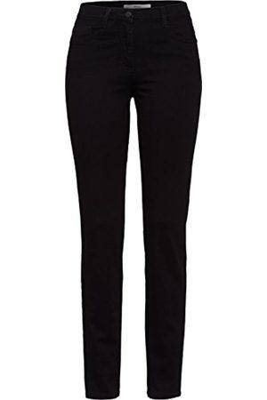 Brax BRAX Shakira Damen jeans 70-4950/22 , Schwarz (Clean Black 02)