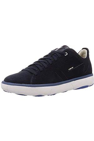 Geox Geox Herren U Nebula Y A Sneaker, Blau (Navy C4002)