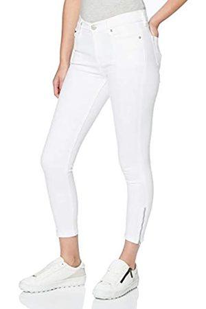 Tommy Hilfiger Tommy Jeans Damen Nora Mr Skinny Ankle Zip Cnw Straight Jeans