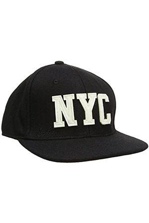 Schott NYC Herren Capwool Baseball Cap