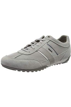Geox Geox Herren U Wells C Sneaker, Grau (Lt Grey C1010)