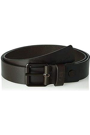 Calvin Klein Herren J 3.5CM ADJ Leather Belt Gürtel