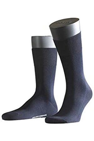 Falke Herren Socken Firenze, Baumwolle, 1 Paar (Dark Navy 6370)