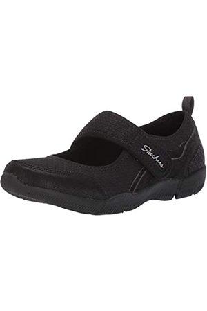 Skechers Damen Be-Lux Sneaker, (Black BBK)