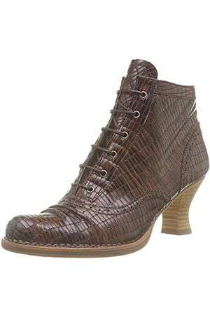 Neosens Damen Fantasy Rococo Kurzschaft Stiefel, (Alanya Brown S848)