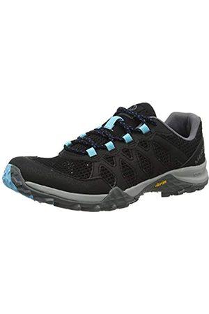 Merrell Damen Siren 3 Aerosport Aqua Schuhe, (Black Black)