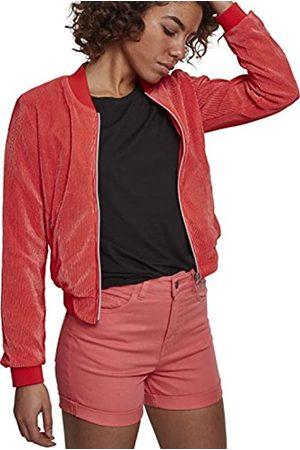 Urban classics Urban Classics Damen Short Pleated Blouson Jacke