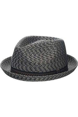 Bailey of Hollywood Herren Mannes Braided Trilby Hat Fedora, /Mehrfarbig