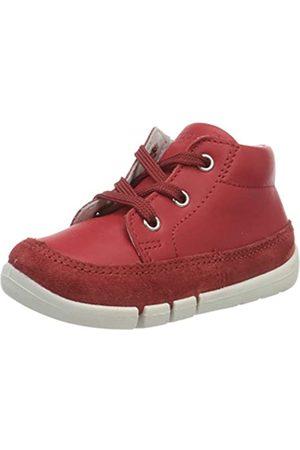 Superfit Superfit Baby Jungen Flexy Sneaker, Rot (Rot 50)