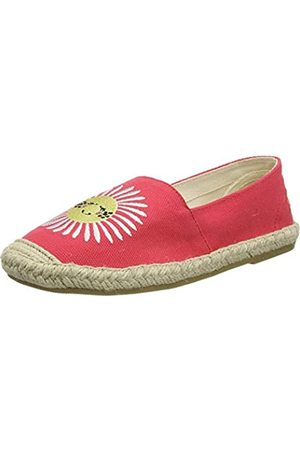 Tom Joule Tom Joule Mädchen Shelbury Espadrilles, Rot (Bright Red Brghtred)