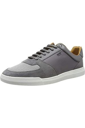 HUGO BOSS BOSS Cosmo_Tenn_mx, Herren Sneaker, Grau (Meduim Grey 030)