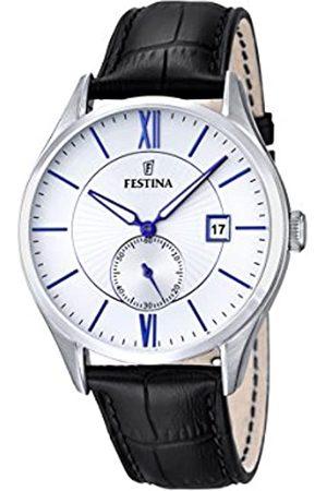 Festina Festina Herren-Armbanduhr Analog Quarz Leder F16872/1