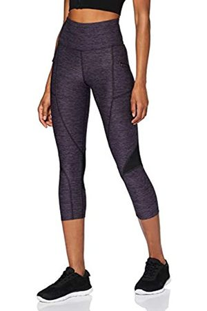 AURIQUE Amazon-Marke: AURIQUE Damen Capri Lauf-Leggings, 40