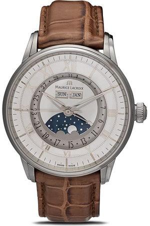 Maurice Lacroix Phase de Lune' Armbanduhr - SILVER