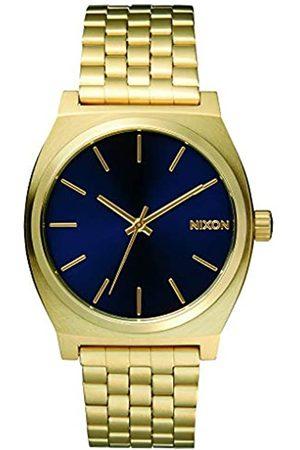 Nixon Nixon Herren Analog Quarz Uhr mit Edelstahl Armband A0451931-00