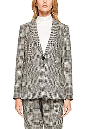 s.Oliver S.Oliver BLACK LABEL Damen Glencheck Businessblazer 38