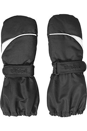 Playshoes Playshoes Kinder Fäustlinge mit Thinsulate-Technik und langem Schaft warme Winter-Handschuhe mit Klettverschluss