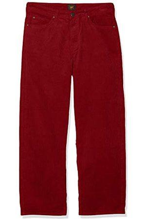 Lee Lee Damen 5 Pocket Wide Leg Corduroy Hose