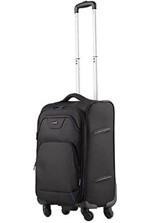 LIGHTPAK Lightpak Reisetrolley LUNAR, Rollkoffer aus Polyester, Reisekoffer mit Vier 360° Leichtlauf-Rollen Koffer, 60 cm