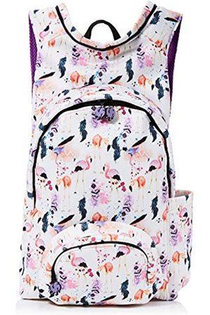 Morikukko Morikukko Unisex-Erwachsene Hooded Backpack Basic Rucksack