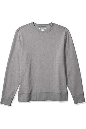 Amazon Long-Sleeve Lightweight French Terry Crewneck athletic-sweatshirts