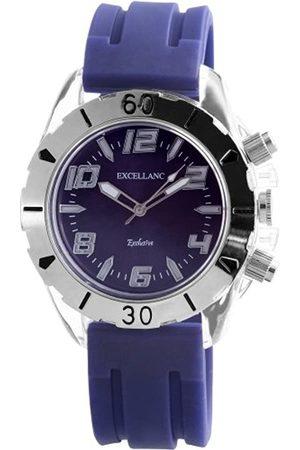 Excellanc Excellanc Herren-Armbanduhr LED Collection Analog Quarz 225723000005