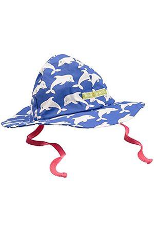 loud + proud Mädchen Hüte - Baby-Mädchen Outdoorhut, aus Bio Baumwolle, GOTS Zertifiziert Sonnenhut, (Pacific) Pa