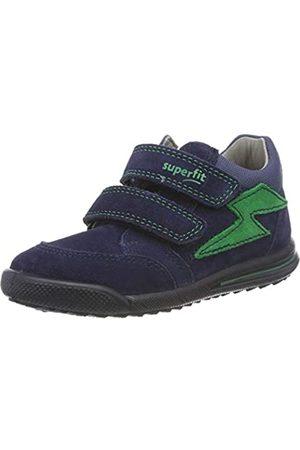 Superfit Superfit Baby Jungen Avrile Mini 509373 Sneaker, Blau (Blau 80)