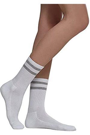 Urban classics Herren 2-Stripe Socken, 2er Pack
