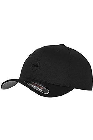 Urban classics TB1029 Unisex Baseball Leatherpatch Flexfit Cap
