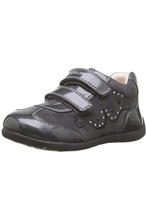 Geox Geox Baby Mädchen B Kaytan A Sneaker, Grau (Dk Grey C9002)