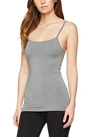 IRIS & LILLY Amazon-Marke: Thermoshirt Damen dünn Rundhals 2er Pack, S
