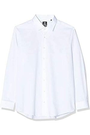 Strellson Herren Business - Premium Herren Santos Businesshemd