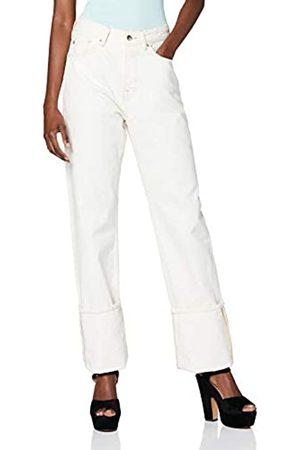 Pepe Jeans Pepe Jeans Damen Dua Ecru Hose, Beige 814