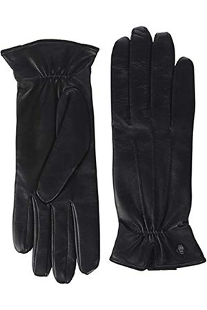 Roeckl Damen Klassiker Gerafft Handschuhe, 7.5 (Herstellergröße: 7