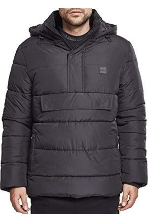 Urban Classics Herren Pull Over Puffer Jacket Jacke