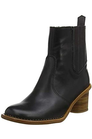 Neosens Damen Restored Skin Debina Kurzschaft Stiefel, (Ebony S589)