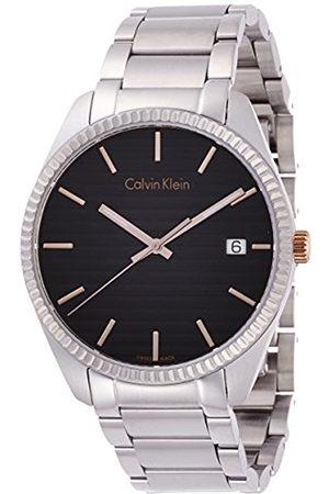 Calvin Klein Calvin Klein Herren-Armbanduhr Analog Quarz Edelstahl K5R31B41