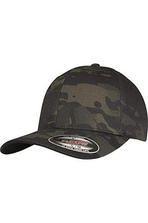 Flexfit Cap, Black Multicam