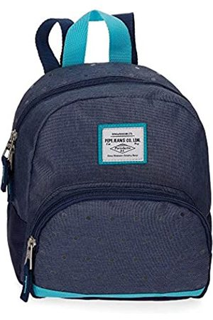 Pepe Jeans Pepe Jeans Molly Rucksack 25 centimeters 7.7 (Azul)
