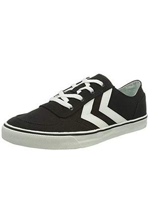 Hummel Unisex Stadil Age Sneaker, Black