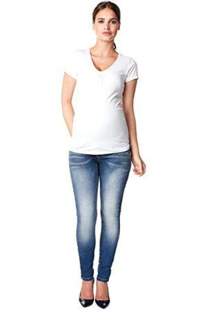Noppies Umstandsmode Damen Skinny Umstandsjeans Tara